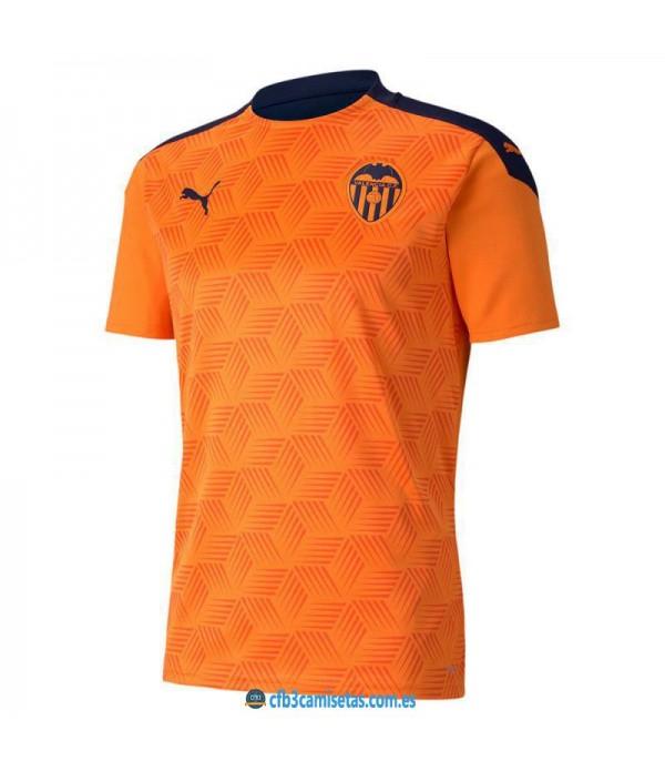 CFB3-Camisetas Valencia 2a equipación 2020/21