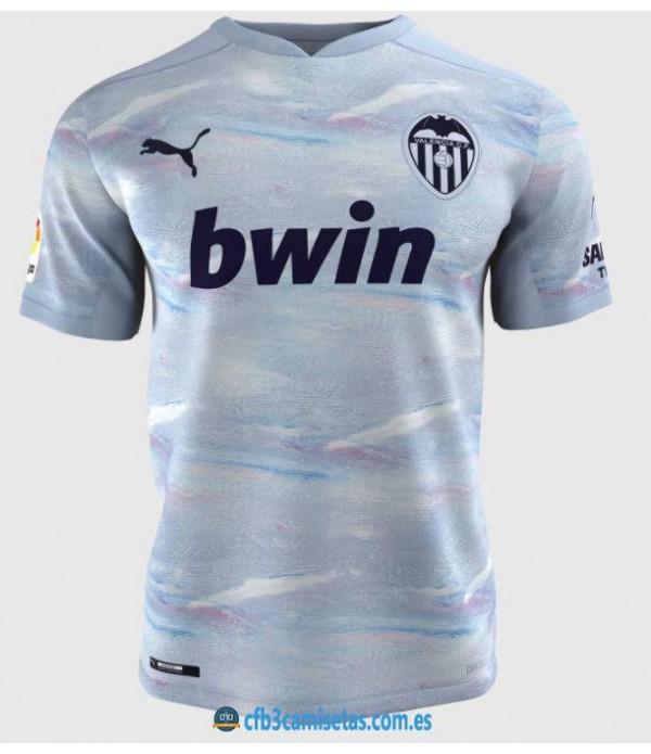 CFB3-Camisetas Valencia 3a equipación 2020/21