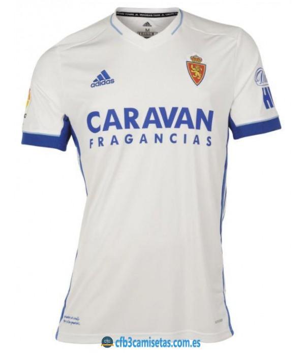 CFB3-Camisetas Zaragoza 1ª equipacion 2020/21