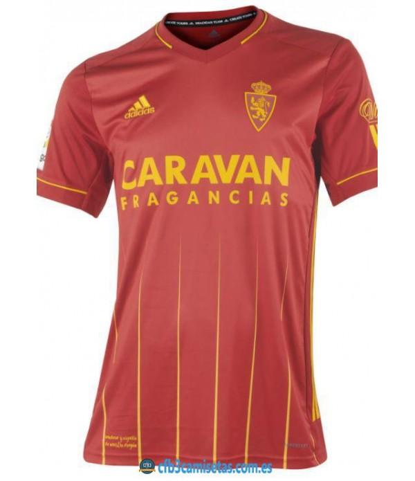 CFB3-Camisetas Zaragoza 2ª equipacion 2020/21