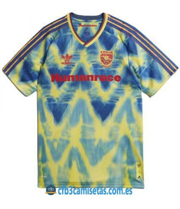 CFB3-Camisetas Arsenal human race by pw