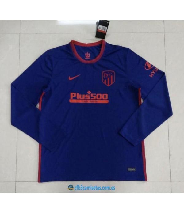 CFB3-Camisetas Atlético madrid 2a equipación 2020/21 - ml
