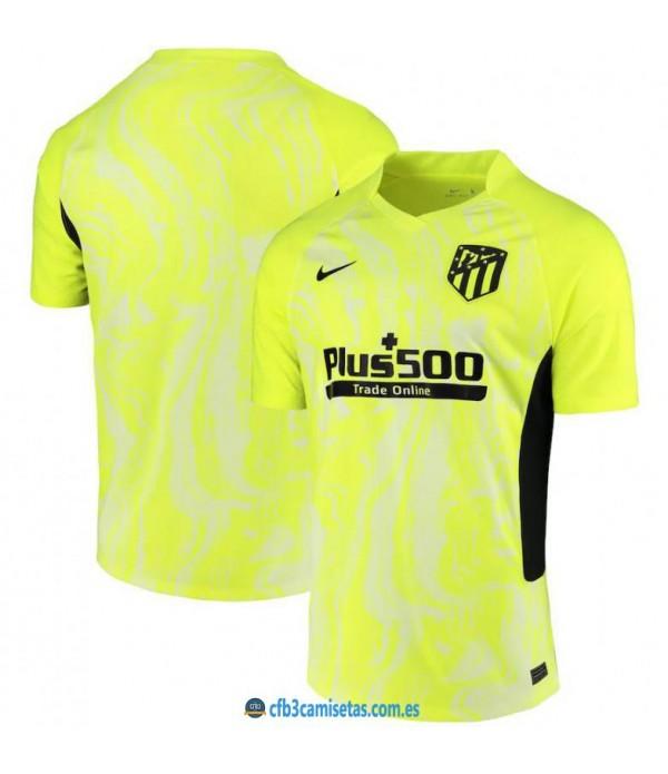CFB3-Camisetas Atlético madrid 3a equipación 2020/21