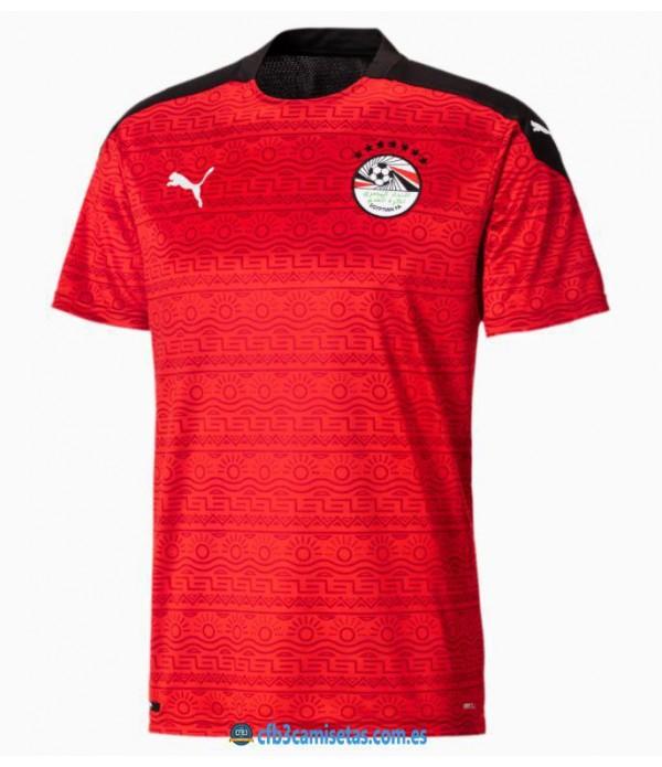 CFB3-Camisetas Egipto 1a equipación 2020/21
