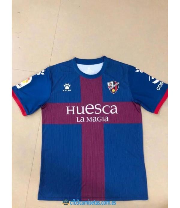 CFB3-Camisetas Huesca 1ª equipacion 2020/21