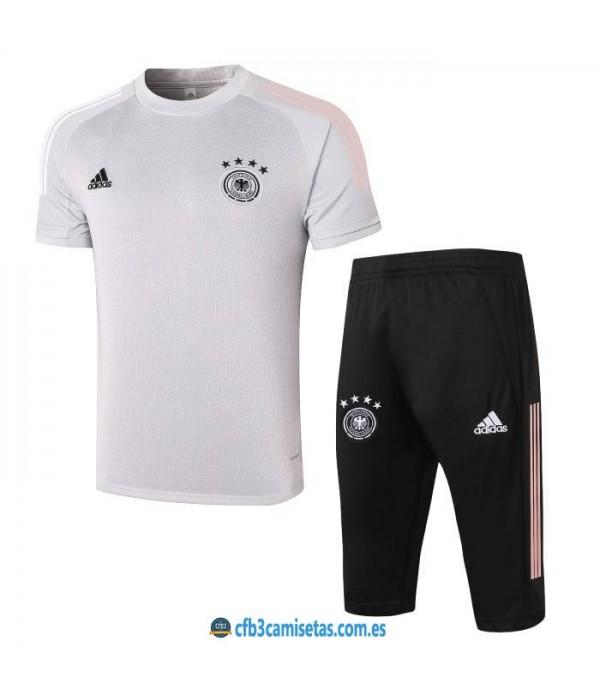 CFB3-Camisetas Kit entrenamiento alemania 2020/21