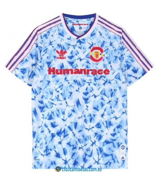 CFB3-Camisetas Manchester united human race by pw