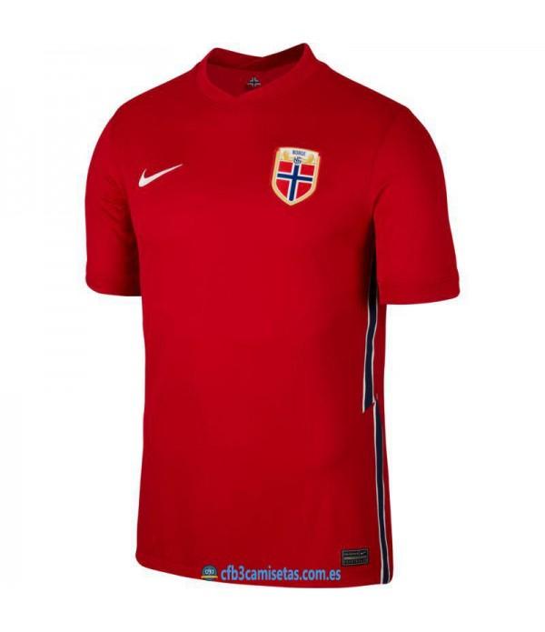 CFB3-Camisetas Noruega 1a equipación 2020/21
