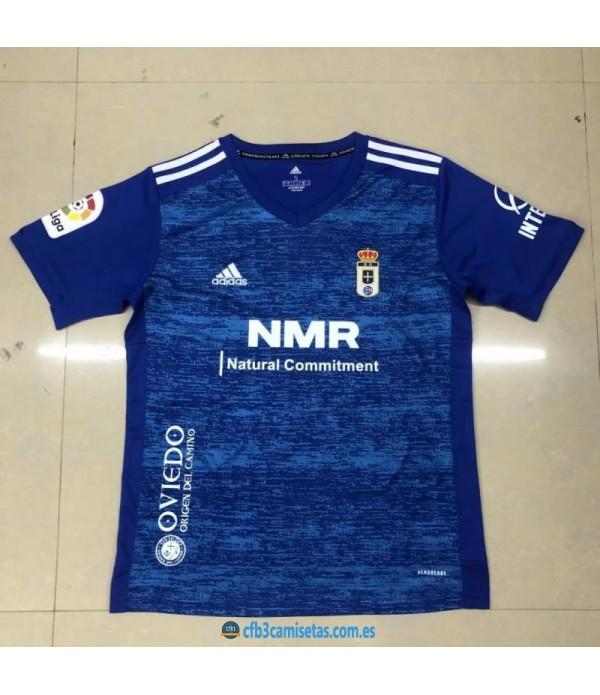 CFB3-Camisetas Oviedo 1ª equipacion 2020/21