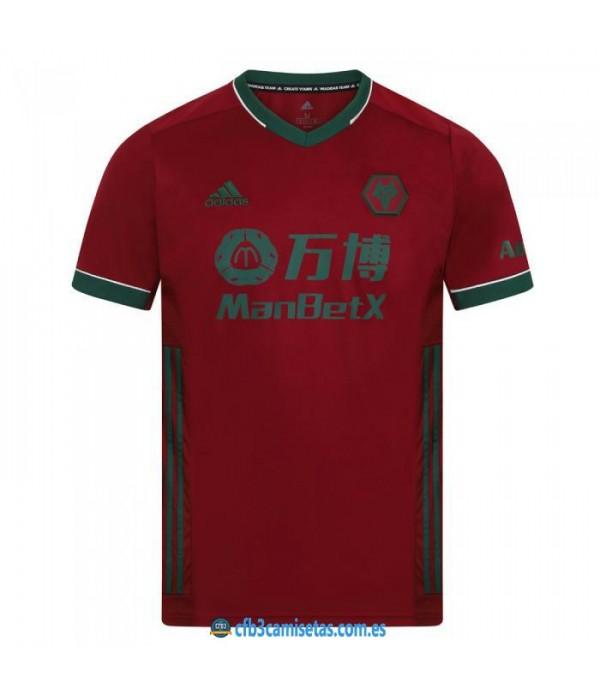 CFB3-Camisetas Wolves 3a equipación 2020/21
