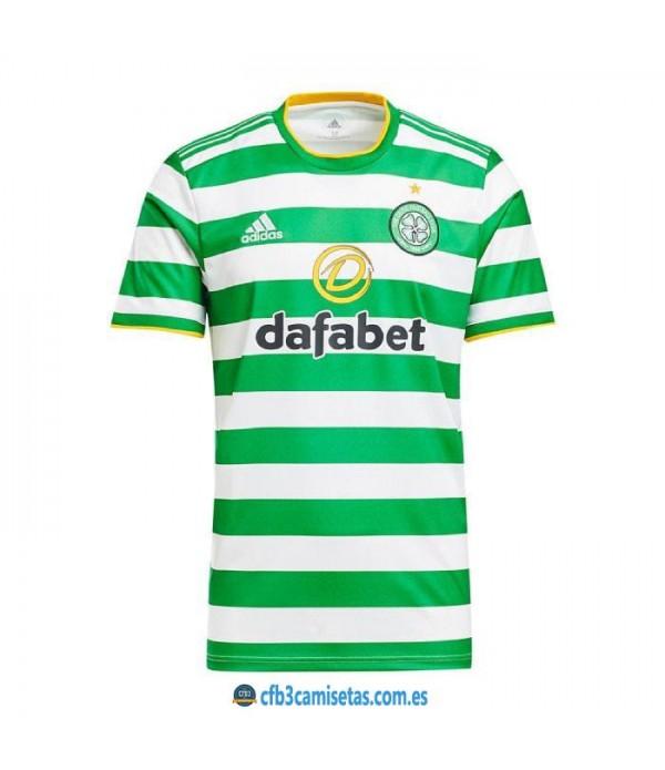 CFB3-Camisetas Celtic glasgow 1a equipación 2020/21