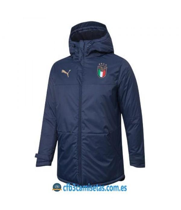 CFB3-Camisetas Chaqueta acolchada italia 2020/21
