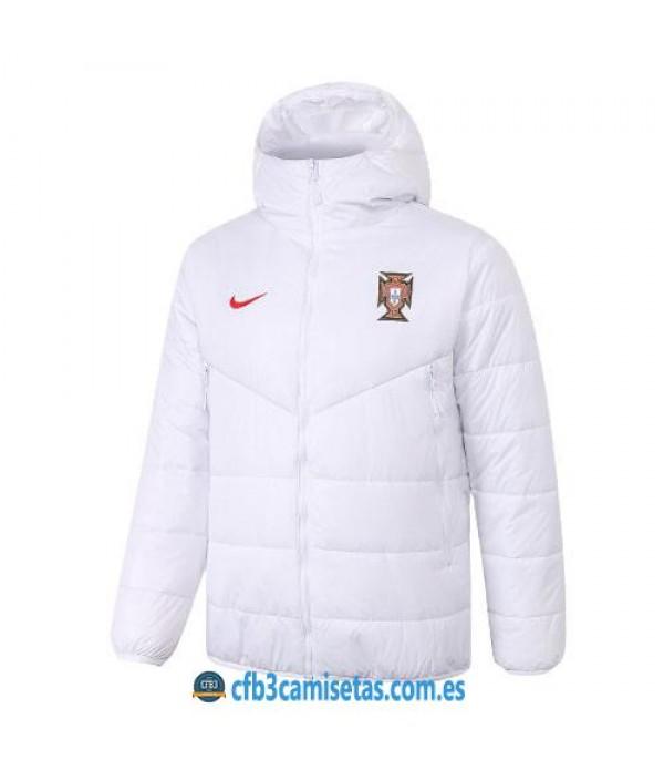 CFB3-Camisetas Chaqueta acolchada portugal 2020/21