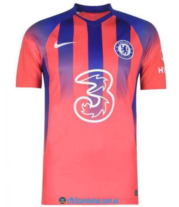 CFB3-Camisetas Chelsea 3a equipación 2020/21