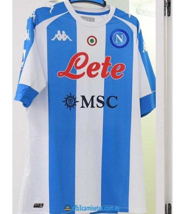 CFB3-Camisetas Napoli 4a equipación 2020/21