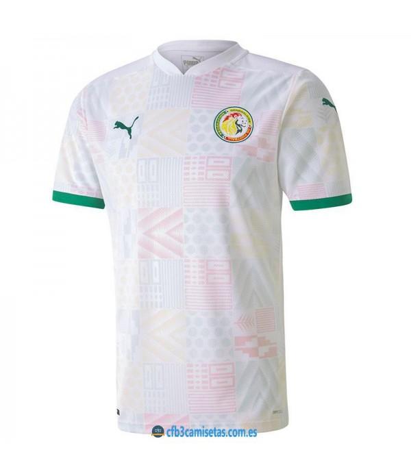 CFB3-Camisetas Senegal 1a equipación 2020/21
