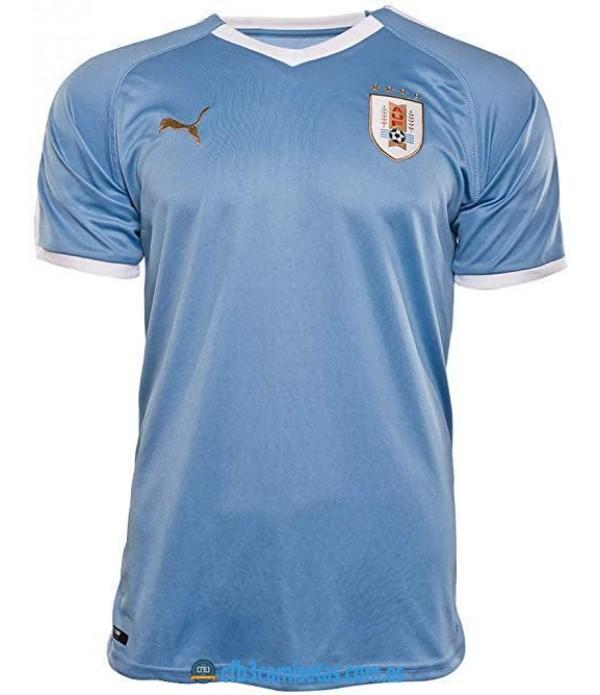 CFB3-Camisetas Uruguay 1a equipación 2020