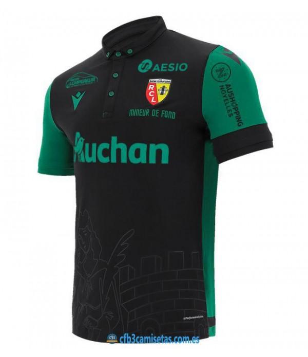 CFB3-Camisetas Rc lens sainte barbe ed. especial 2020/21