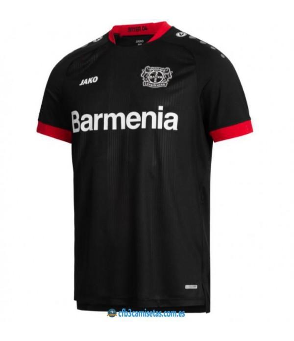 CFB3-Camisetas Bayer 04 leverkusen 1a equipación 2020/21