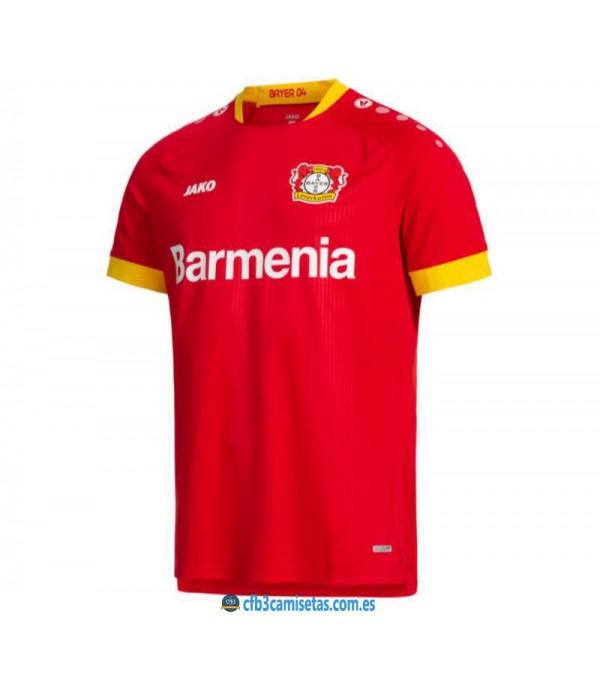 CFB3-Camisetas Bayer 04 leverkusen 2a equipación 2020/21