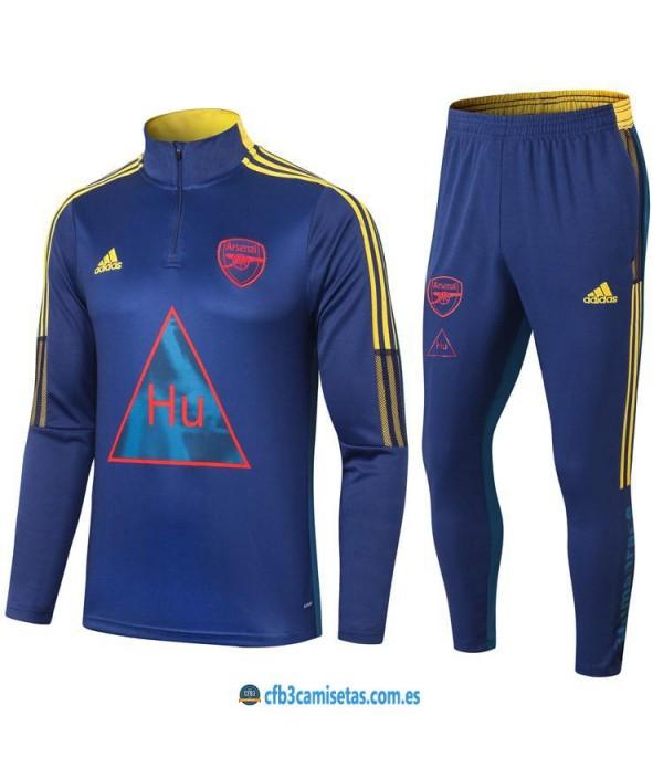 CFB3-Camisetas Chándal human race arsenal 2020/21