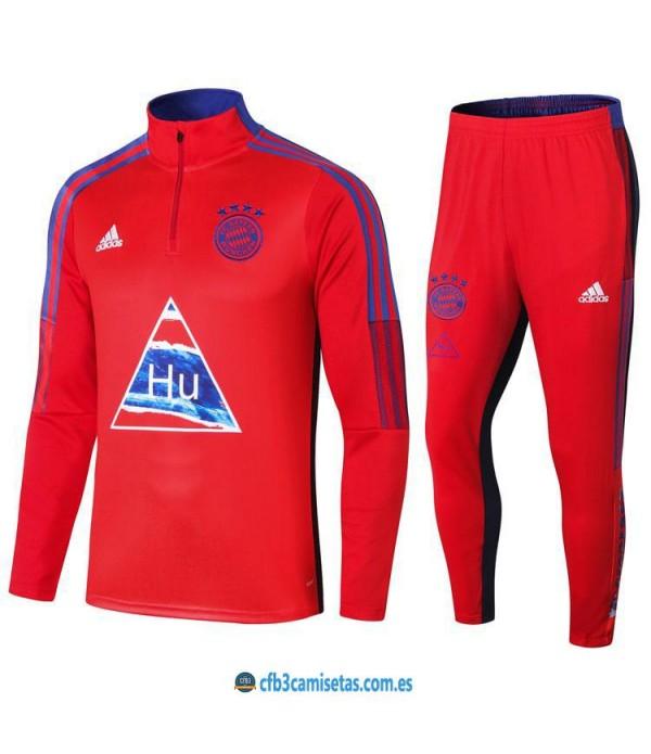 CFB3-Camisetas Chándal human race bayern munich 2020/21