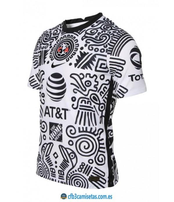 CFB3-Camisetas Club américa 3a equipación 2020/21