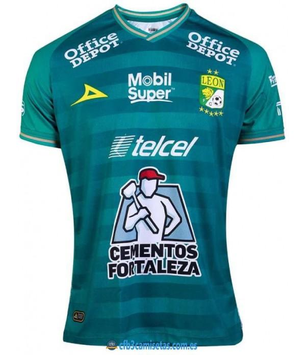 CFB3-Camisetas Club león 1a equipación 2020/21