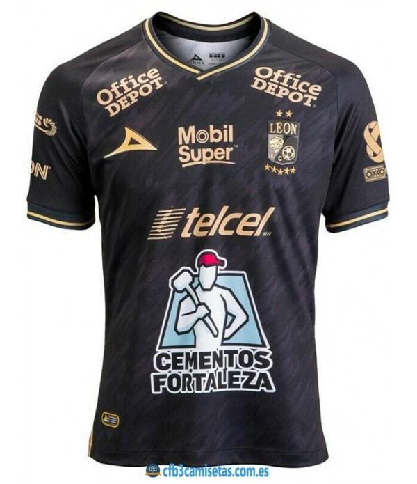 CFB3-Camisetas Club león 2a equipación 2020/21