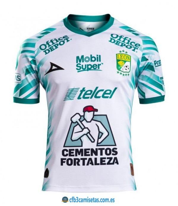 CFB3-Camisetas Club león 3a equipación 2020/21