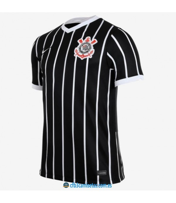 CFB3-Camisetas Corinthians 1a equipación 2020/21