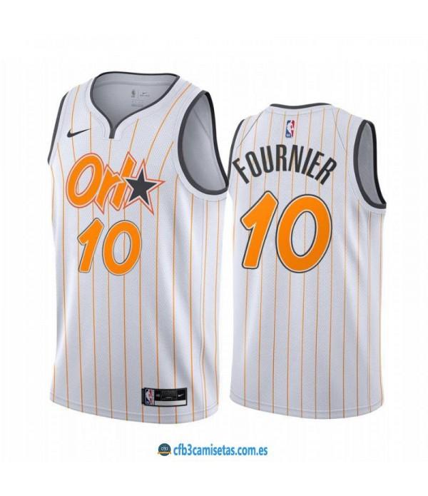 CFB3-Camisetas Evan fournier orlando magic 2020/21 - city edition