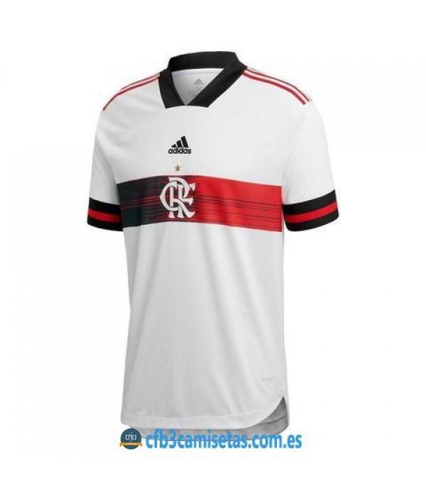 CFB3-Camisetas Flamengo 2a equipación 2020/21