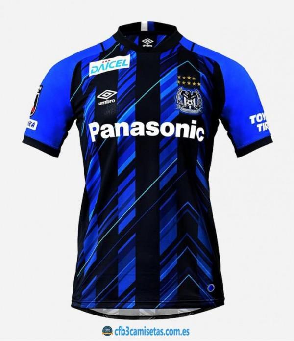 CFB3-Camisetas Gamba osaka 1a equipación 2020/21