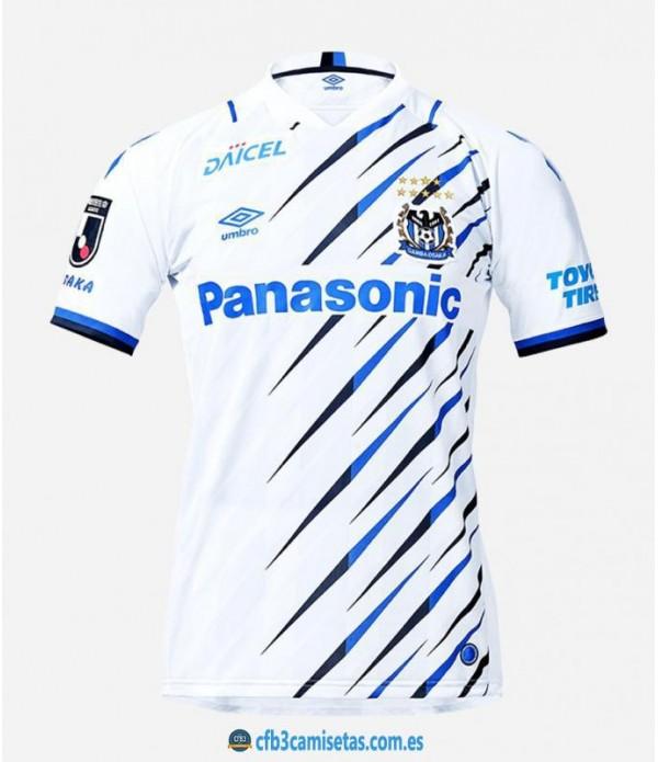 CFB3-Camisetas Gamba osaka 2a equipación 2020/21