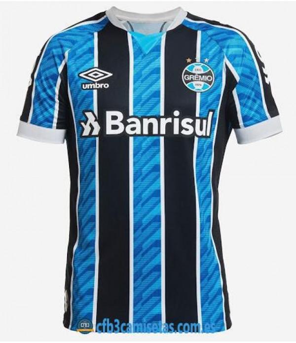 CFB3-Camisetas Gremio 1a equipación 2020/21