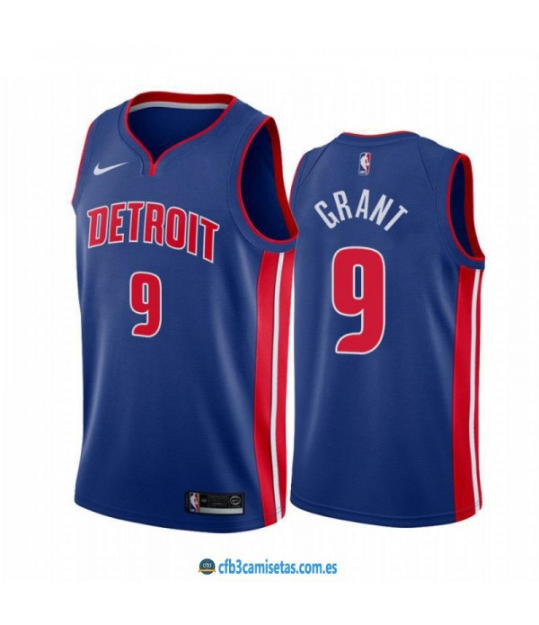 CFB3-Camisetas Jerami grant detroit pistons 2020/21 - icon