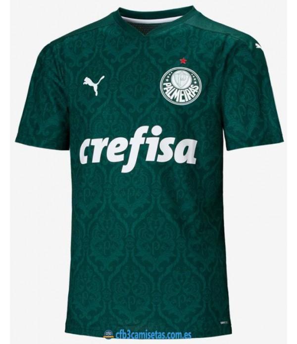 CFB3-Camisetas Palmeiras 1a equipación 2020/21
