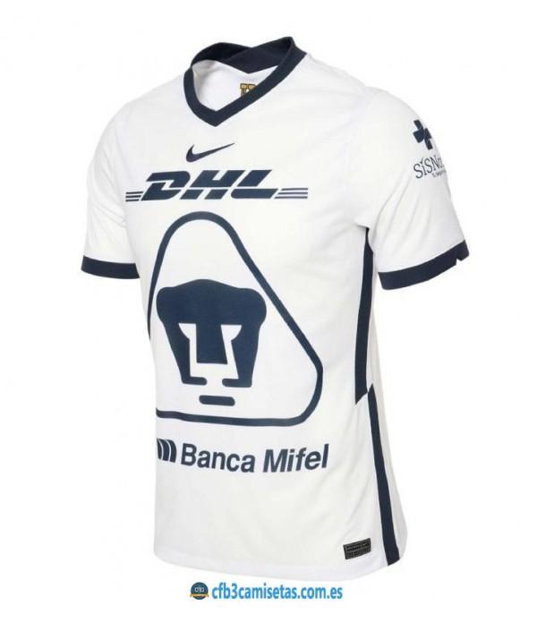 CFB3-Camisetas Pumas unam 1a equipación 2020/21