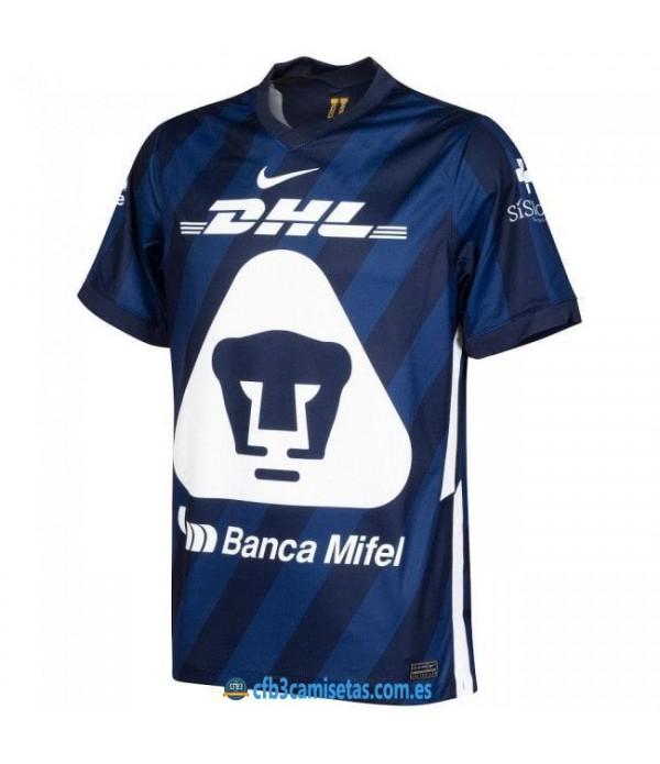 CFB3-Camisetas Pumas unam 2a equipación 2020/21