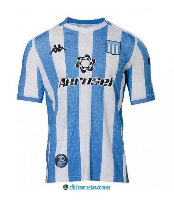 CFB3-Camisetas Racing club 1a equipación 2020/21