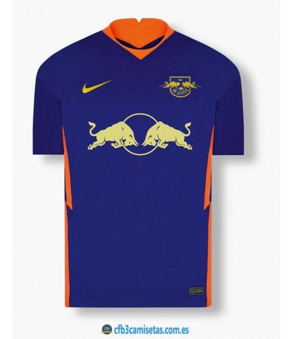 CFB3-Camisetas Rb leipzig 2a equipación 2020/21