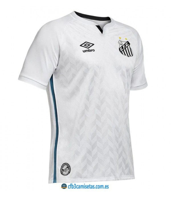 CFB3-Camisetas Santos 1a equipación 2020/21