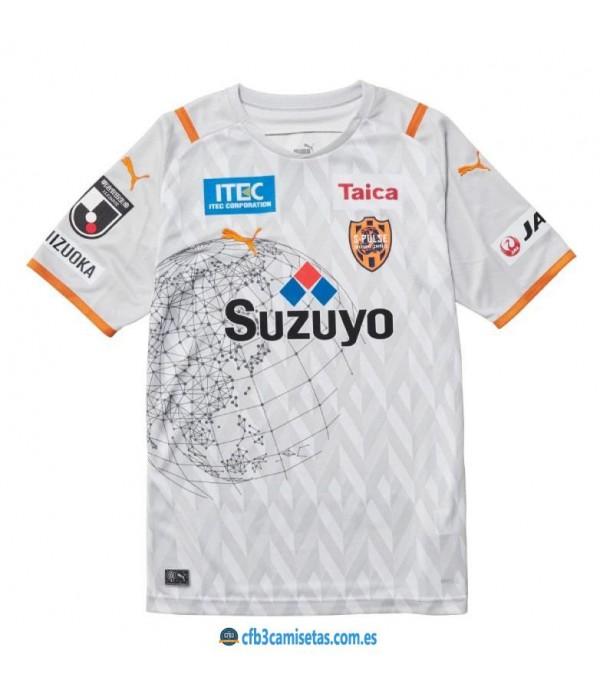 CFB3-Camisetas Shimizu s-pulse 2a equipación 2020/21