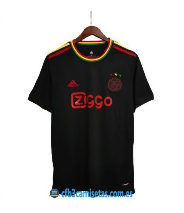 CFB3-Camisetas Ajax 3a equipación 2021/22