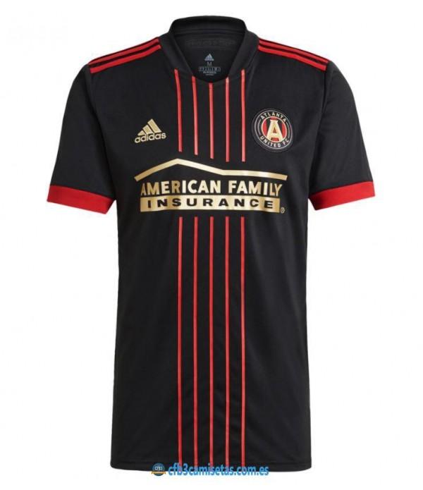 CFB3-Camisetas Atlanta united 1a equipación 2021/22