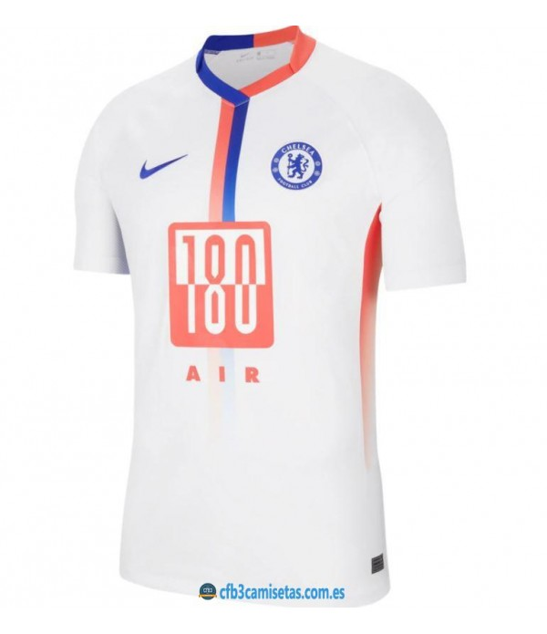 CFB3-Camisetas Chelsea stadium air max 2020/21