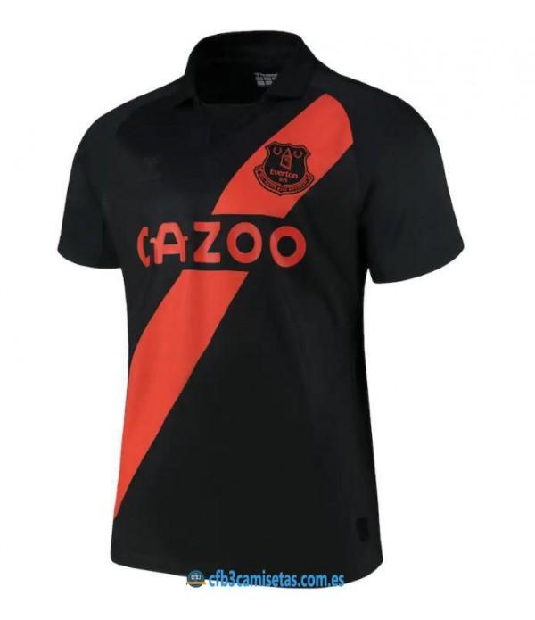CFB3-Camisetas Everton 2a equipación 2021/22