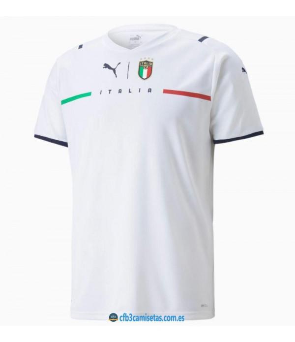 CFB3-Camisetas Italia 2a equipación 2021/22