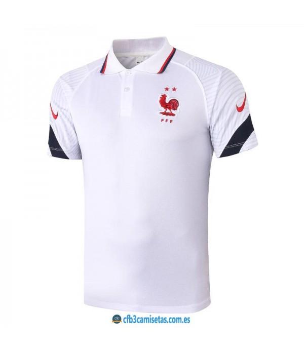 CFB3-Camisetas Polo francia 2021/22